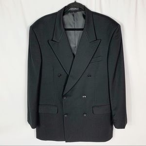 Jones New York Double Breasted Blazer Jacket 42R